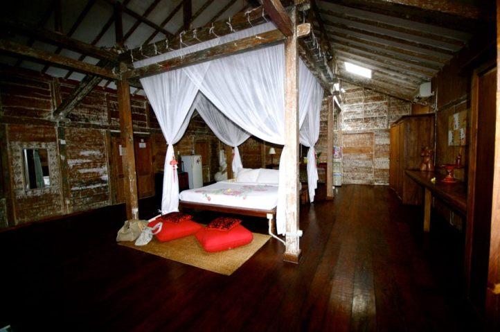 Moira's villa in Ubud