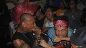 Indonesian Punk Scene DW, 2013, Indonesia's Punk Scene Rocks On, Darius Ossami, visited April 27th 2015,