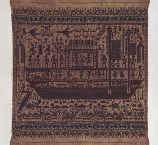 Holmgren, R. and Spertus, A. (1989). Early Indonesian textiles from three island cultures. New York: Metropolitan Museum of Art, page 75