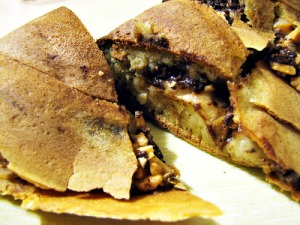 traditional Indonesian food - Martabak