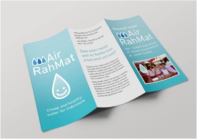 air rahmat brochure