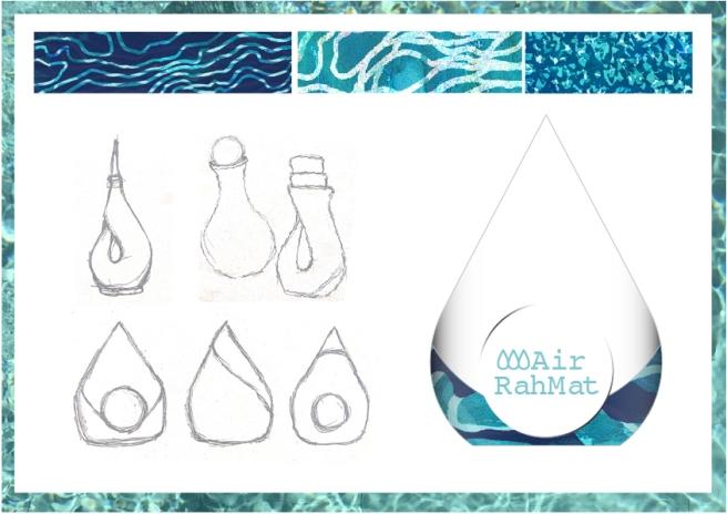 air rahmat new packaging