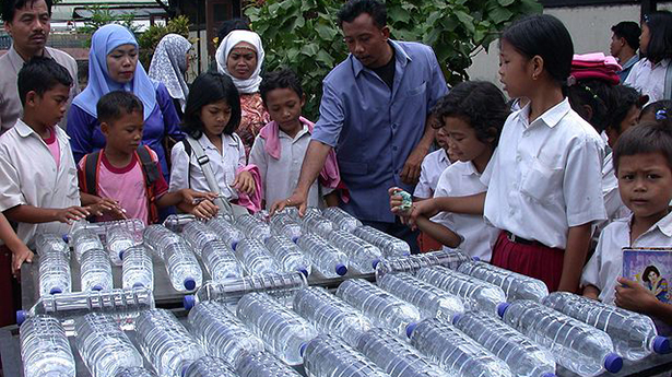 Indonesia-water
