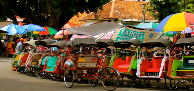 becak-in-a-line1