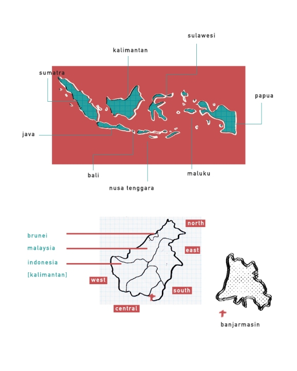 mapping indonesia