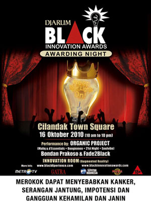 Image result for djarum black innovation award
